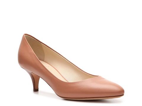 Pantofi Giuseppe Zanotti - Leather Pump - Blush