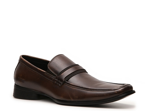 Pantofi Kenneth Cole Reaction - Take Note Slip-On - Brown