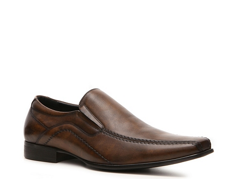Pantofi Kenneth Cole Reaction - Private Preview Slip-On - Brown