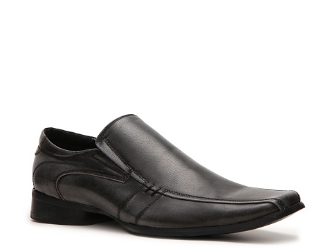 Pantofi Kenneth Cole Reaction - Box of Note Slip-On - Faded Grey