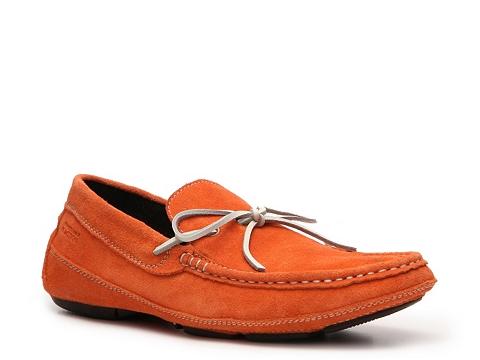 Pantofi Kenneth Cole Reaction - Smooth Operator Loafer - Orange