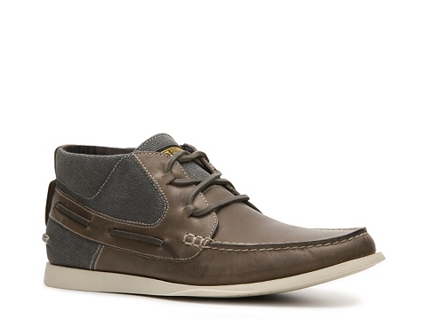 Ghete Kenneth Cole Reaction - Side Drift Chukka Boot - Grey/Brown