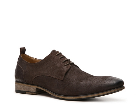 Pantofi Kenneth Cole Reaction - Running Streak Oxford - Dark Brown