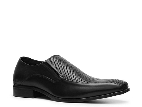 Pantofi Kenneth Cole Reaction - Jig Back Slip-On - Black