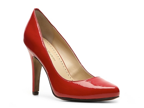 Pantofi Adrienne Vittadini - Monique Pump - Red