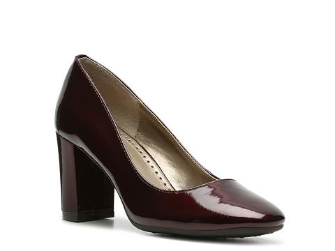 Pantofi Adrienne Vittadini - Kernal Pump - Dark Burgundy
