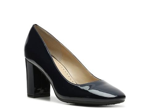 Pantofi Adrienne Vittadini - Kernal Pump - Navy