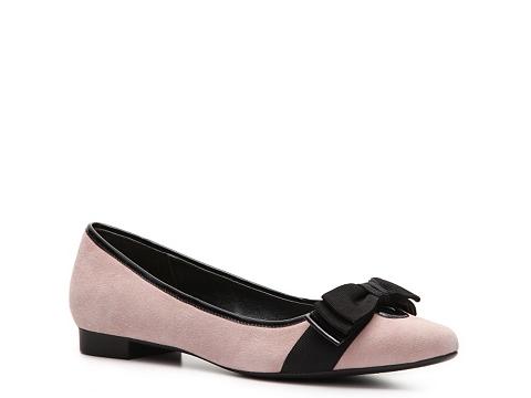 Balerini Adrienne Vittadini - Salisbury Flat - Pink