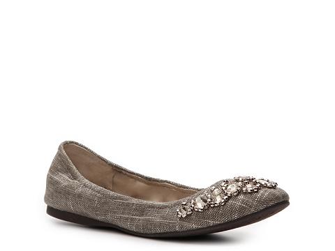 Balerini Adrienne Vittadini - Monet Flat - Silver