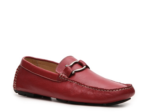 Pantofi Bacco Bucci - Tiger Loafer - Red