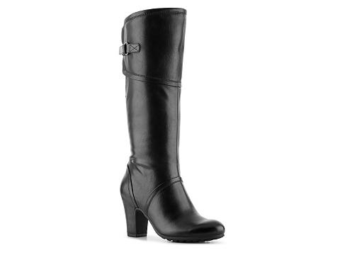 Pantofi Bare Traps - Gallant Boot - Black