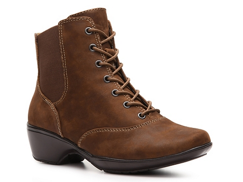 Pantofi Softspots - McKyla Bootie - Brown