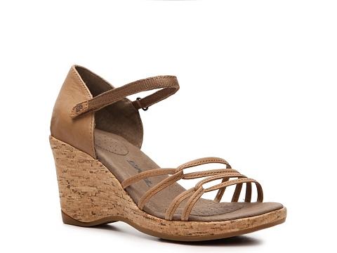 Pantofi Teva - Riviera Wedge Sandal - Brown