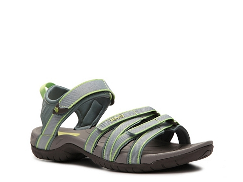 Adidasi Teva - Tirra Performance Sandal - Grey/Neon Green