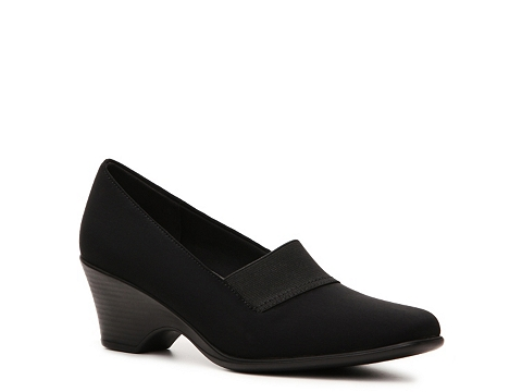 Pantofi Abella - Jude Wedge Pump - Black