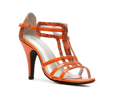 Sandale Andiamo - Lupita Sandal - Orange