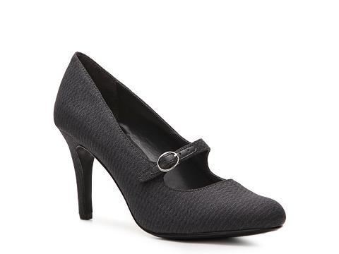 Pantofi Ann Marino - Tower Pump - Grey