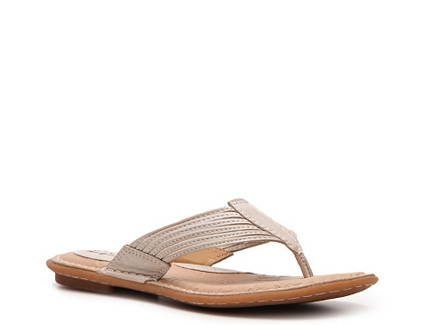 Pantofi b.o.c - . Alina Flat Sandal - Ivory
