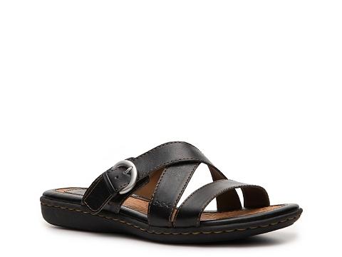 Pantofi b.o.c - Tacory Flat Sandal - Black