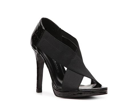 Sandale Audrey Brooke - Kirsten Platform Sandal - Black