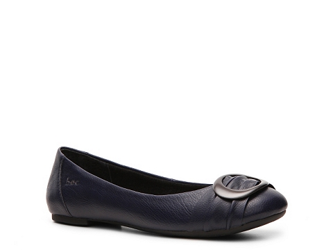 Pantofi b.o.c - Odelina Flat - Navy