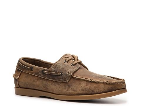 Pantofi Bed Stu - Frank Boat Shoe - Burnished Tan