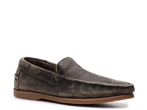 Pantofi Bed Stu - Uncle Harry Loafer - Faded Black