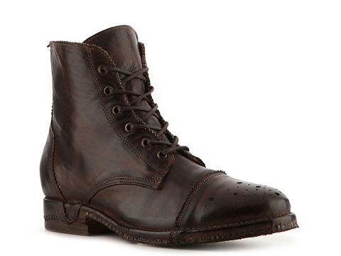 Ghete Bed Stu - Cobbler Series Monarchy Boot - Brown