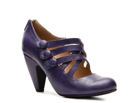Pantofi Crown Vintage - Scout Pump - Purple