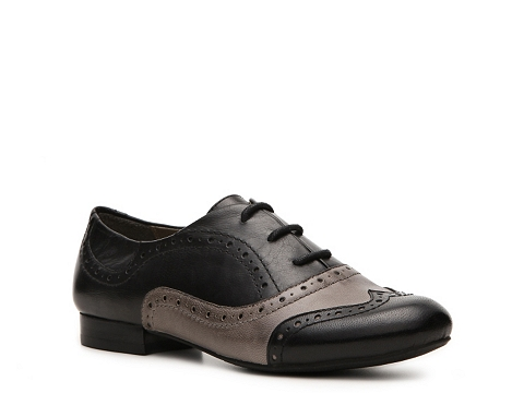 Balerini Crown Vintage - Alice Oxford - Black/Grey