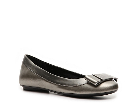 Balerini Ditto by VanEli - Basque Flat - Pewter