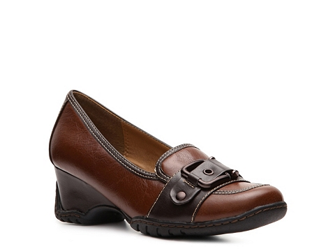 Pantofi Eurosoft - Nichelle Wedge Pump - Brown