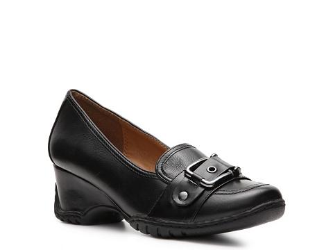 Pantofi EuroSoft - Nichelle Wedge Pump - Black