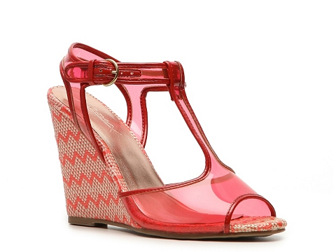 Sandale Gomax - Juno-44 Wedge Sandal - Red