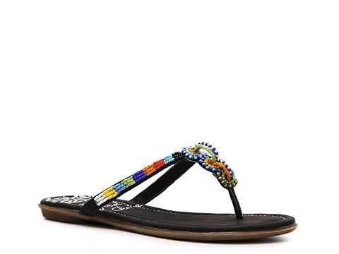 Sandale GC Shoes - Tropical Flip Flop - Black