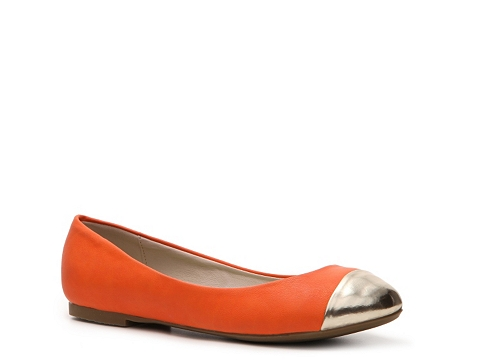 Balerini GC Shoes - Marlin Flat - Orange