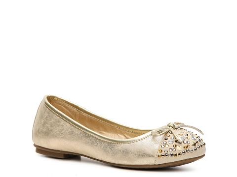 Balerini GC Shoes - Celie Flat - Gold