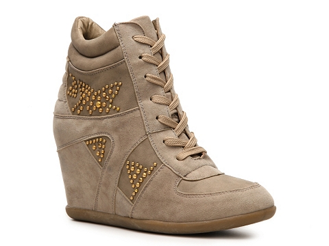 Adidasi GC Shoes - Francis Wedge Sneaker - Taupe