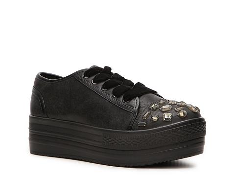 Adidasi Heart Soul - Java Sneaker - Black