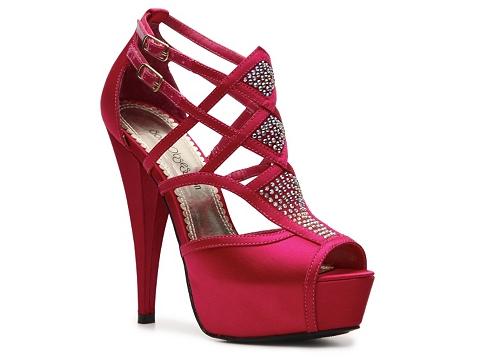 Sandale Sole Obsession - Cyrus Sandal - Fuschia