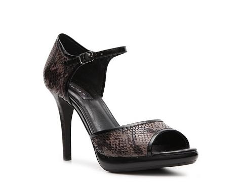 Pantofi Tahari - Marsha Platform Pump - Black/Grey