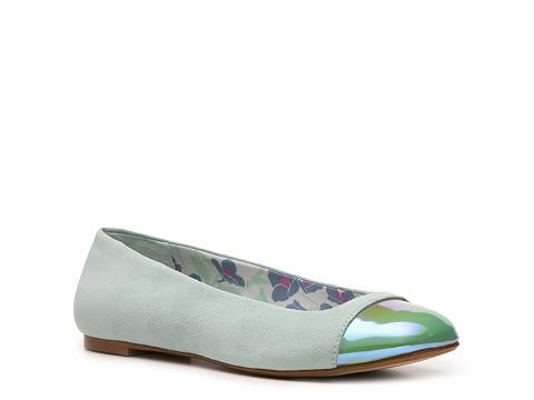 Balerini Vogue - Candy Cupcakes Flat - Mint Green