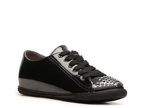 Adidasi Wanted - Broome Patent Sneaker - Black Patent