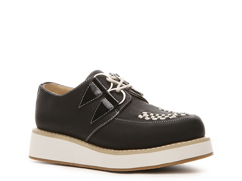 Balerini Wanted - Elmhurst Oxford - Black