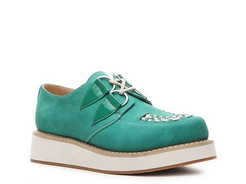 Balerini Wanted - Elmhurst Oxford - Turquoise