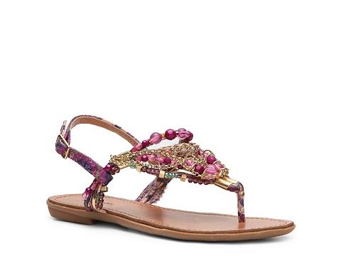 Sandale Zigi Soho - Precious Flat Sandal - Purple