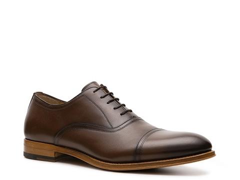Pantofi Antonio Maurizi - Ermete Oxford - Cognac