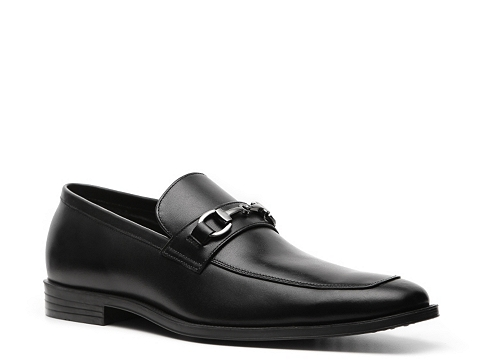 Pantofi Aston Grey - Haywood Slip-On - Black