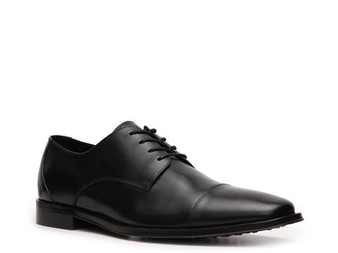 Pantofi Aston Grey - Houston Oxford - Black