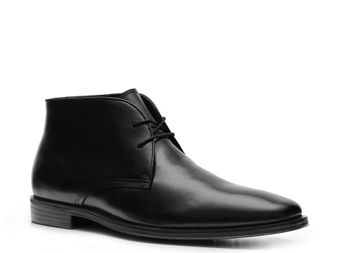 Pantofi Aston Grey - Harper Chukka Boot - Black